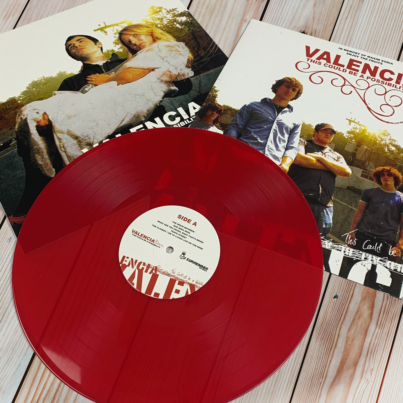 VALENCIA - THIS COULD BE A POSSIBILITY - 12 VINYL