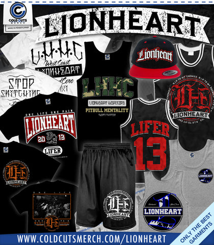 New lionheart store