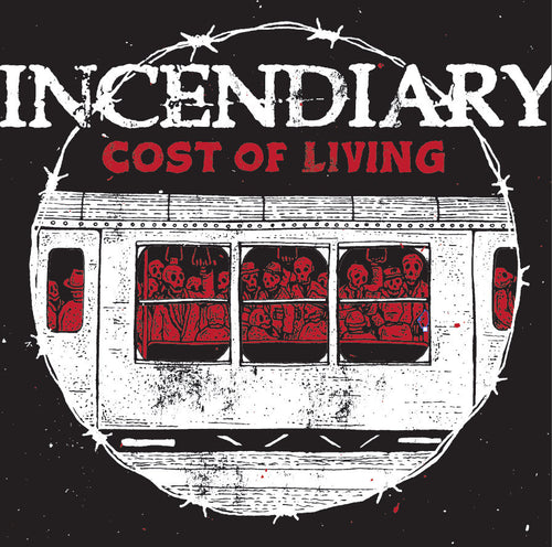 "Incendiary ""Cost of Living"" 12"""