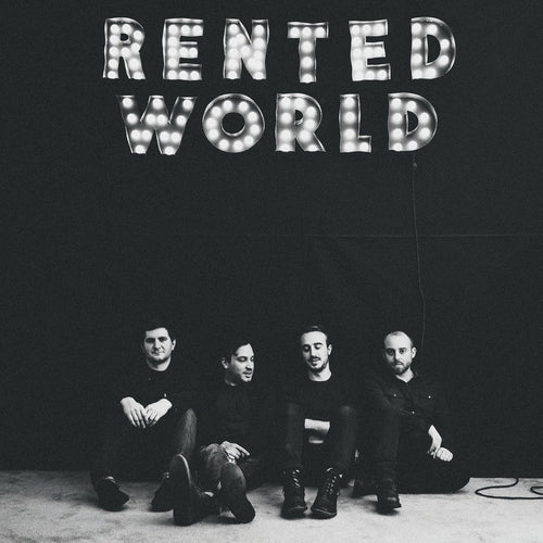 "Buy – The Menzingers ""Rented World"" 12"" – Band & Music Merch – Cold Cuts Merch"