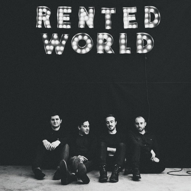 "The Menzingers ""Rented World"" 12"""