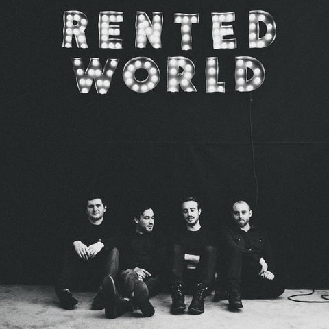 "The Menzingers ""Rented World"" LP"