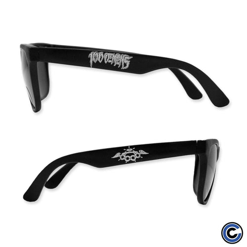 "100 Demons ""Brass Knuckles"" Sunglasses"