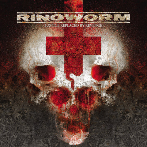 "Ringworm ""Justice Replaced by Revenge"" LP"