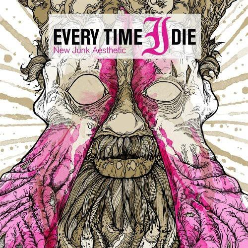 "Every Time I Die ‎""New Junk Aesthetic"" 12"""