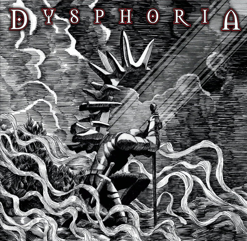 "Dysphoria ""2014 Demo"" CD"