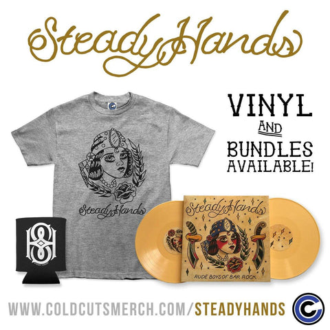 "Steady Hands ""Rude Boys Of Bar Rock"" Bundle"