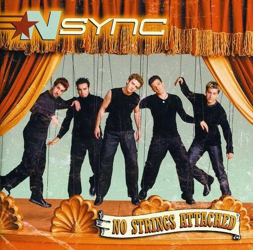 "*NSYNC ""No Strings Attached"" CD"