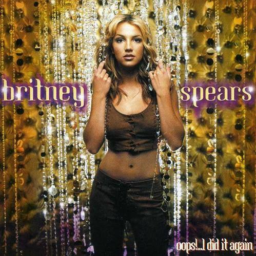 "Britney Spears ""Oops! I Did It Again"" CD"