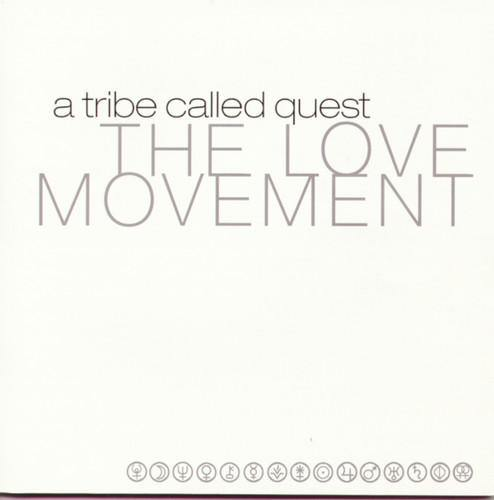 "A Tribe Called Quest ""The Love Movement"" CD"