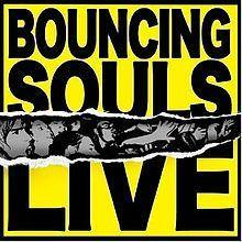 "The Bouncing Souls ""Live"" CD"