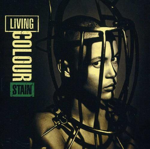 "Living Colour ""Stain"" CD"
