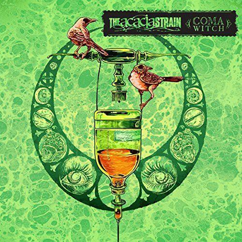 "The Acacia Strain ""Coma Witch"" 2x12"""