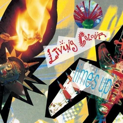 "Living Colour ""Time's Up"" CD"