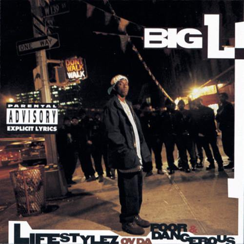 "Buy – Big L ""Lifestylez Ov Da Poor And Dangerous"" CD – Band & Music Merch – Cold Cuts Merch"