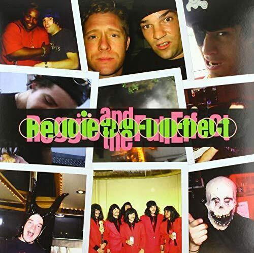"Reggie And The Full Effect ""Greatest Hits 1984-1987"" 12"""
