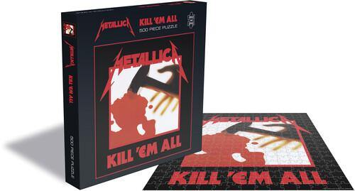"Buy – Metallica ""Kill 'Em All"" Puzzle – Band & Music Merch – Cold Cuts Merch"