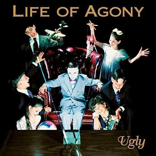 "Life of Agony ""Ugly"" 12"""
