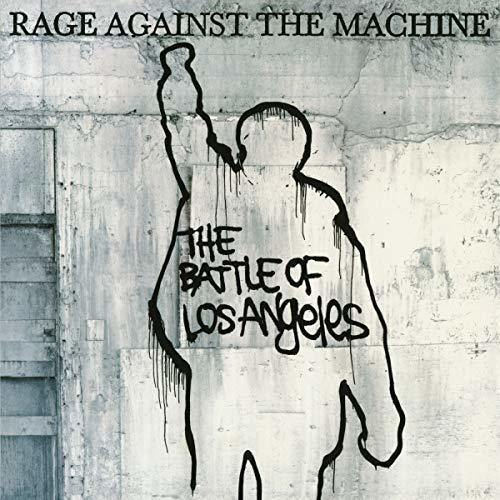 "Rage Against The Machine ""The Battle of Los Angeles"" 12"""