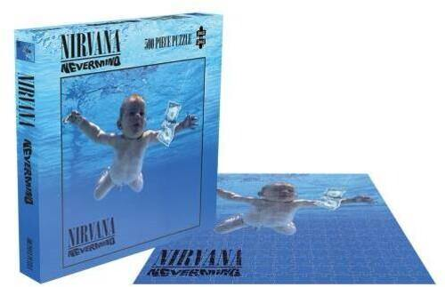 "Buy – Nirvana ""Nevermind"" Puzzle – Band & Music Merch – Cold Cuts Merch"