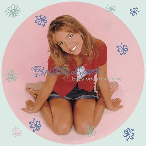 "Britney Spears ""Baby One More Time"" 12"""