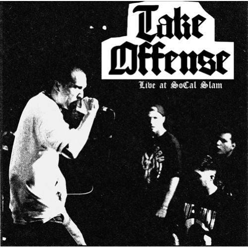 "Take Offense ""Live at SoCalSlam"" 7"""