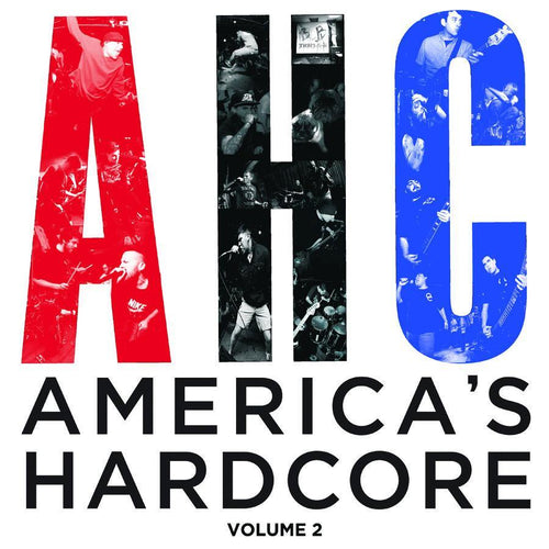 "America's Hardcore Compilation ""Volume 2"" 12"""