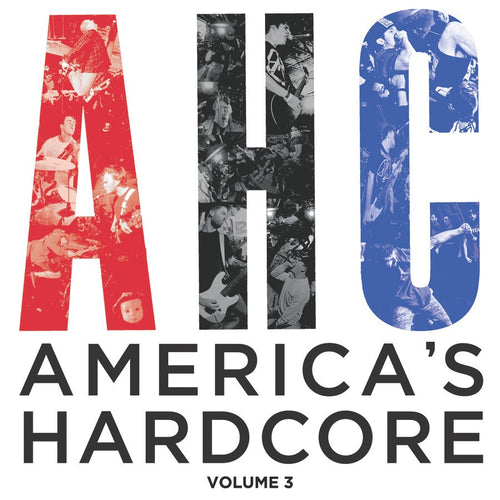 "America's Hardcore Compilation ""Volume 3"" LP"