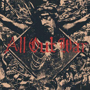 "Buy – All Out War ""Dying Gods"" 12"" – Band & Music Merch – Cold Cuts Merch"