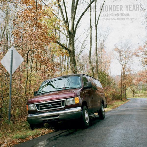 "The Wonder Years ""Sleeping On Trash: A Collection of Songs Recorded 2005-2010"" CD"