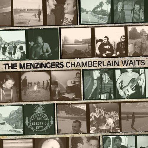 "The Menzingers ""Chamberlain Waits"" LP"