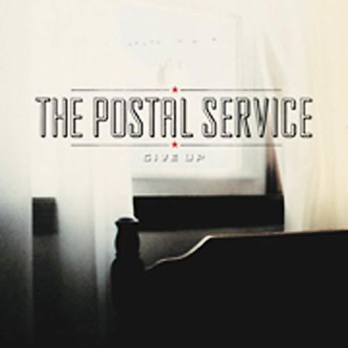 "The Postal Service ""Give Up"" 12"""
