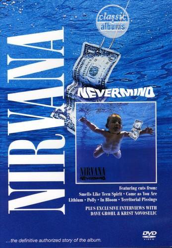 Buy Now – Classic Albums: Nirvana - Nevermind DVD – Cold Cuts Merch