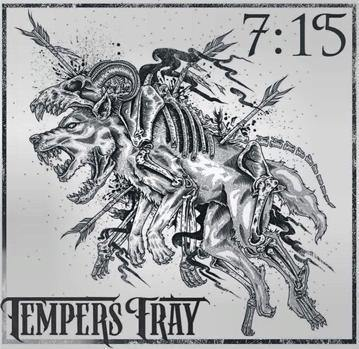 "Tempers Tray ""7:15"" CD"