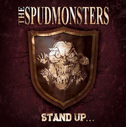 "Buy – The Spudmonsters ""Stand Up for What You Believe in"" 12"" – Band & Music Merch – Cold Cuts Merch"