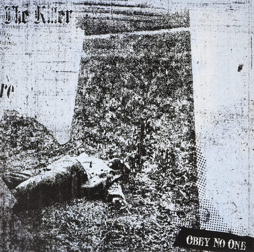 "The Killer ""Obey No One"" 7"""