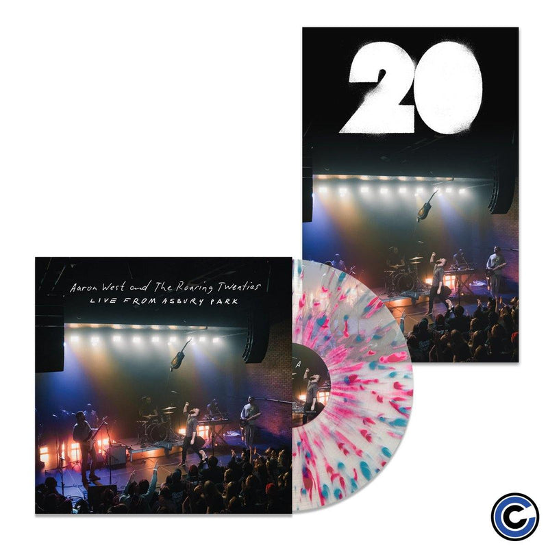 "Aaron West & The Roaring Twenties ""Live From Asbury Park"" LP Bundle 1"