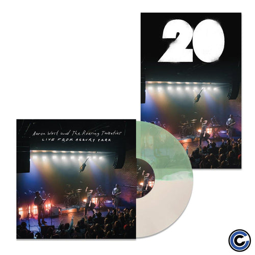 "Buy Now – Aaron West & The Roaring Twenties ""Live From Asbury Park"" LP Bundle 1 – Cold Cuts Merch"