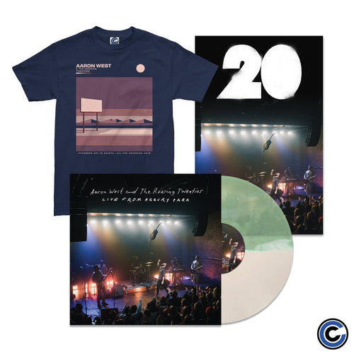 "Aaron West & The Roaring Twenties ""Live From Asbury Park"" LP Bundle 2"