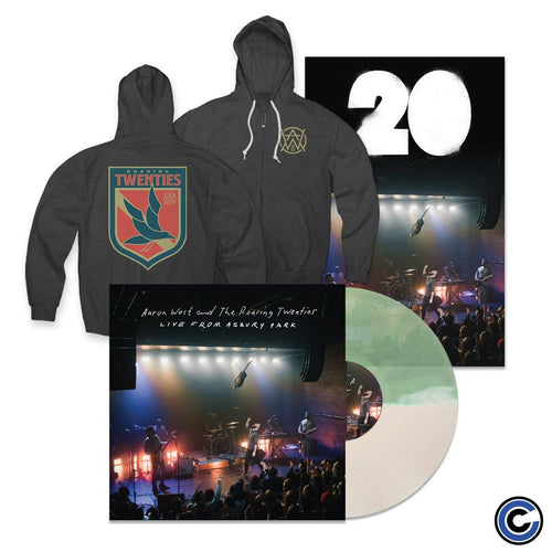 "Aaron West & The Roaring Twenties ""Live From Asbury Park"" LP Bundle 3"
