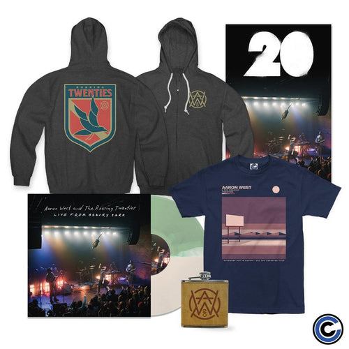 "Aaron West & The Roaring Twenties ""Live From Asbury Park"" LP Bundle 4"