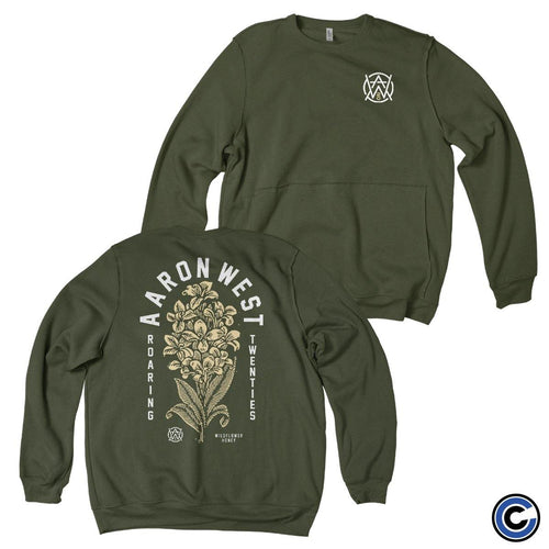 "Aaron West & The Roaring Twenties ""Wildflower"" Crewneck"