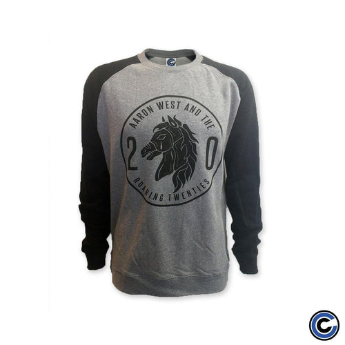 "Aaron West and the Roaring Twenties ""Dark Horse"" Crewneck"