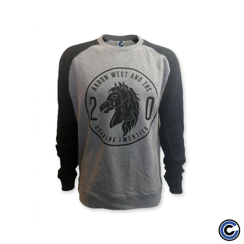 "Aaron West & The Roaring Twenties ""Dark Horse"" Crewneck"