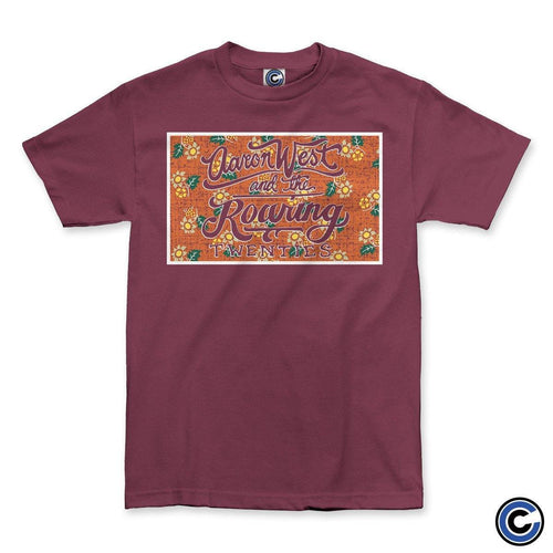 "Aaron West and the Roaring Twenties ""Floral"" Shirt"