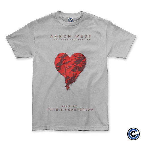 "Aaron West and the Roaring Twenties ""Heart"" Shirt"
