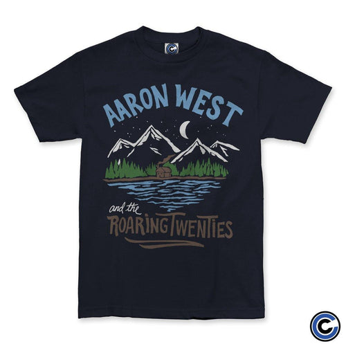 "Aaron West and the Roaring Twenties ""Mountains"" Shirt"