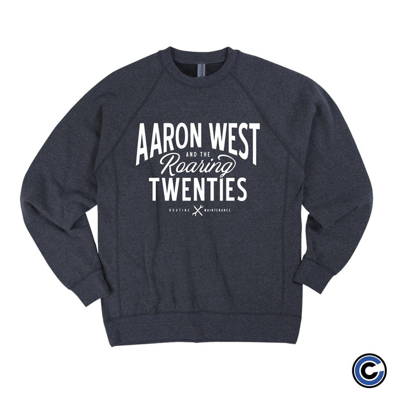 "Aaron West & The Roaring Twenties ""Routine Maintenance"" Crewneck"