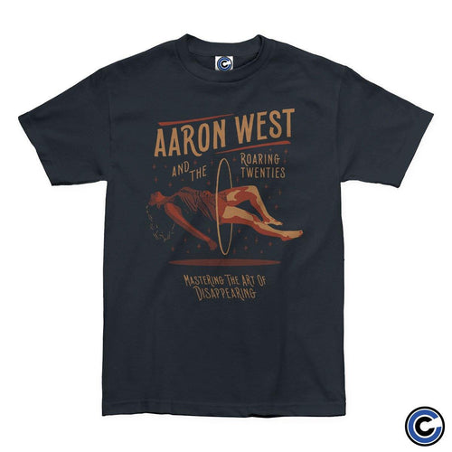 "Aaron West & The Roaring Twenties ""Disappearing"" Shirt"