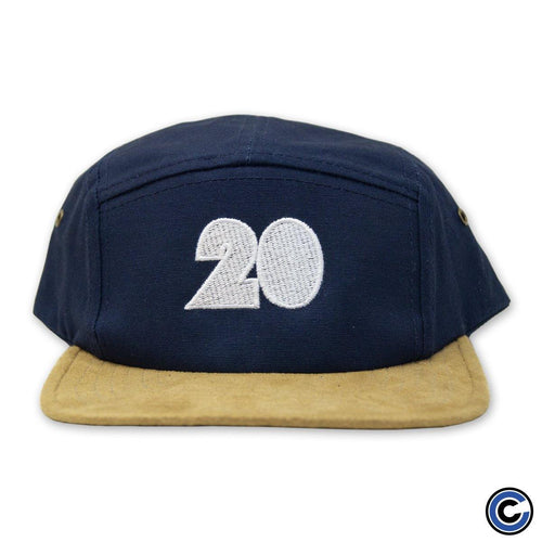 "Aaron West & The Roaring Twenties ""20 Stencil"" 5-Panel Hat"